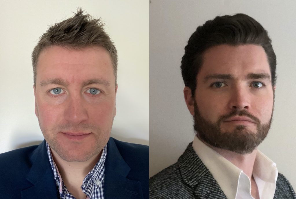 Stuart Paterson and Jonathan Ross join Brightsolid